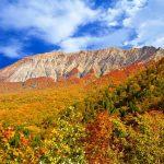 大山(鳥取)の紅葉の時期や見ごろ、おすすめスポットの紹介