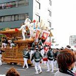 岸和田だんじり祭りの起源や2017年の日程、見どころ解説