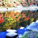 香嵐渓の紅葉の時期や見ごろ、渋滞は時期や時間を見計らって!