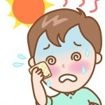 熱中症の症状や症状別の期間、回復するまでの期間のまとめ