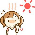 熱中症に子供がなった場合の症状や対処、対策のまとめ