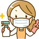 ノロウイルスの予防は消毒で!効果のある消毒液と作り方とは