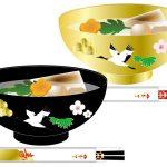 お正月に雑煮を食べる意味、関西と関東で違うそれぞれの作り方!