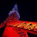 東京タワーのイルミネーションの期間や混雑、おすすめ3選!