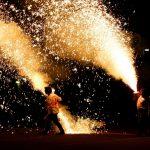 豊橋の炎の祭典のスケジュールと駐車場、チケットのまとめ