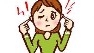 耳鳴りの音の種類と原因、対処と予防はとにかくリラックス!