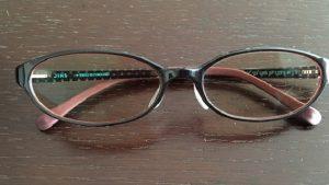 JINSのPCメガネのゴム部分が無料で交換してもらえた!